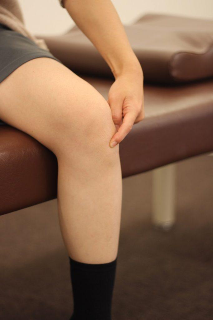 の お が 膝 痛い 皿 膝のお皿の上が痛い方へ